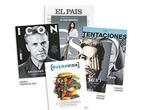 Print.  Periódico EL PAÍS