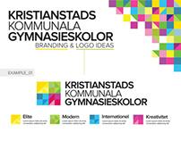 Swedish (Kristianstads School) mock up designs