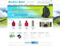 E-shop huskycz.cz