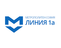Concept for overdoor information - Sofia metro