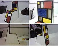 Cadeira Mondrian