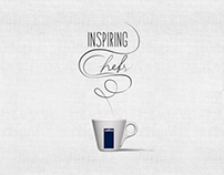 INSPIRING CHEF _ THE 2014 CALENDAR LAVAZZA
