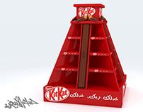 Kitkat Visit ( Mega Floors 3 Options )