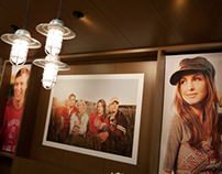 Neebo College Outfitter: Mall Store, Campaign 2011