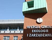 Budynek Wyższej Szkoły Ekologii i Zarządzania