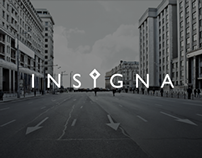 Insigna Uniforms Website