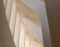 Bishop Edward King Chapel, Niall McLaughlin Architects