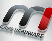 Drum Hardware Branding (M1 & M4)