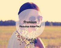 Premium Photoshop Action Vol.1