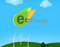 Ecohouse Fuels brand identity