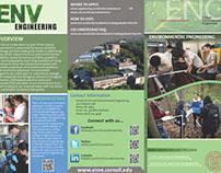 Environmental Engineering Undergrad Brochure