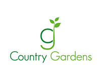 Rebrand Country Gardens in Doncaster
