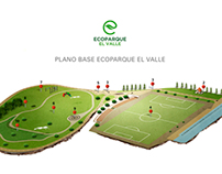 Señaletica Ecoparque el Valle