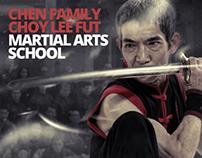 Chen Family Choy Lee Fut - martial arts school