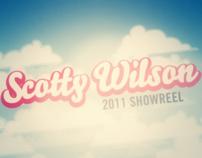 Motion Graphics Showreel 2011
