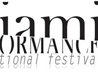 Edge Zones (M/P) '12  Miami Performance festival