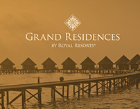 GRAND RESIDENCES INVITATION