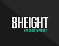 8HEIGHT | typeface design
