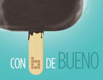"""Concepto para revista // Brandcorp """"Con b de bueno"""""""