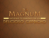 MAGNUM DELICIOSO CAPRICHO