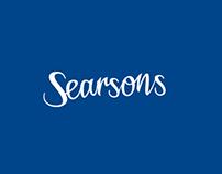 Searsons rebrand