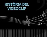Presentación sobre la historia del Videoclip