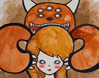 Monstruos Internos - Monstruo Naranja