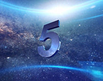 5 to 1 Countdown in After Effects