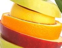 vectorized fruit