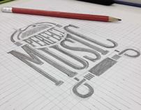 Perfect Music - Branding