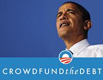 CrowdFund The National Debt