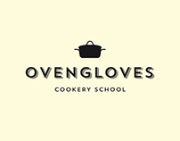 Ovengloves Cookery School Identity