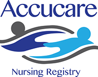 Accucare Nursing Registry Logo