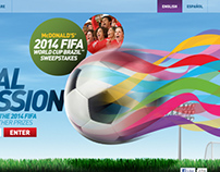 McDonald's - 2014 FIFA World Cup Sweepstakes