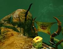 CryEngine game levels