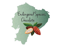 Endangered Species Chocolate Bar Redesign