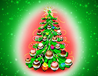 Original and Bright Christmas Trees Designs!