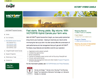 Cargill Victory Canola Online Marketing