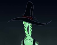 Tulas´s witch