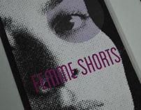 Femme Shorts / carpeta de producción
