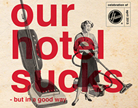 Hoover Exhibition | Gibson Hotel