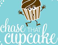 Chase That Cupcake Logo