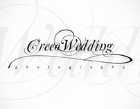 creeowedding / logo creation