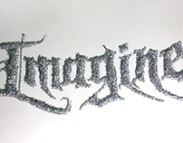Type Exploration - Everything you Imagine can be Real