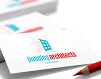 Building Architects • Logo & Stationery