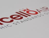 Percello Air Corporate Identity