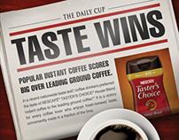 Taste Wins