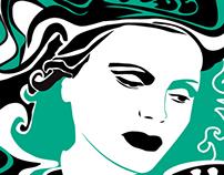 Amália - Poster