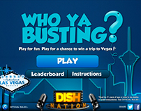 Who Ya Bustin | Dish Nation