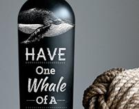 Nautical Wine packaging